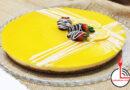 Limonlu Cheesecake Tarifi (Resimli Anlatım)