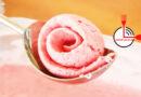 4 Malzemeyle Evde Gerçek Dondurma Tarifi