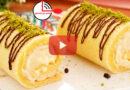 Muzlu Mini Rulo Pasta Tarifi