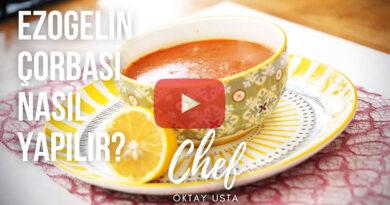 Oktay Usta'dan Ezogelin Çorbası Tarifi