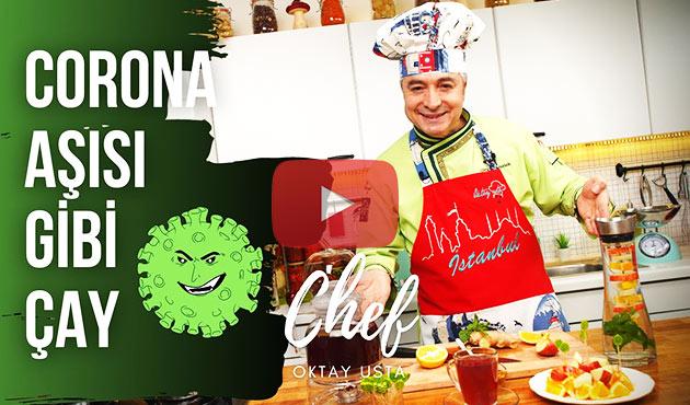 korona çayı tarifi