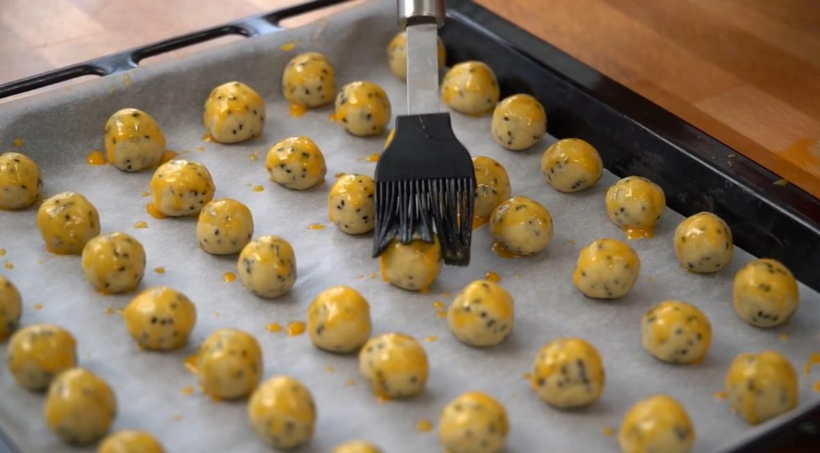 Çörek Otlu Kurabiye Tarifi, nasıl yapılır
