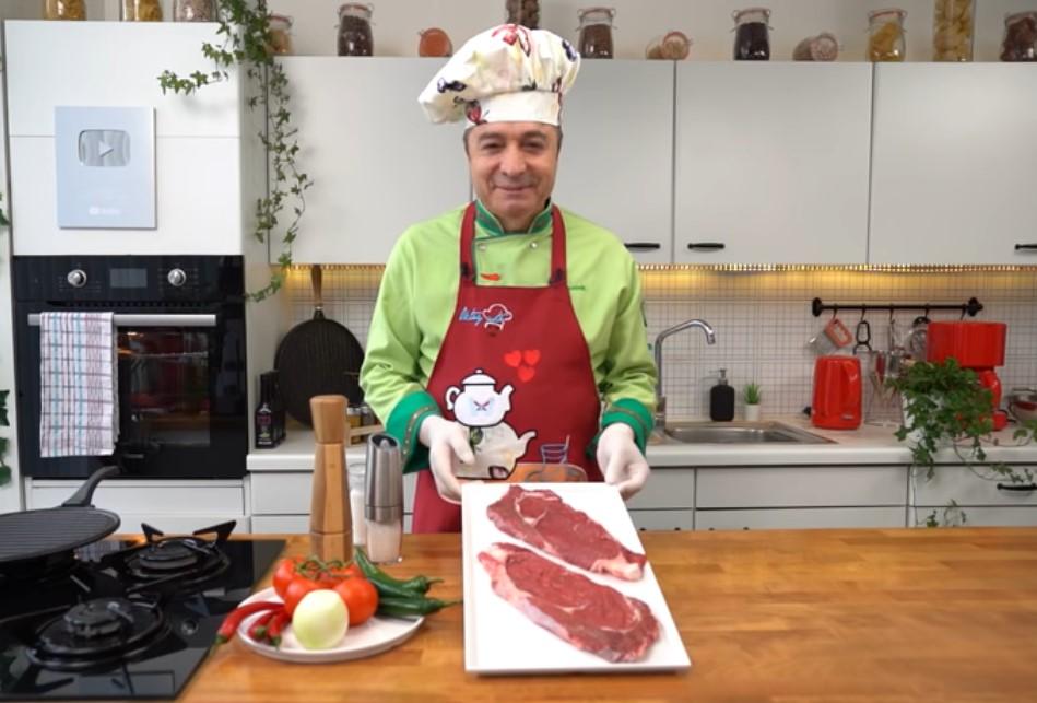Evde Lokum Gibi Antrikot Steak Nasıl Pişirilir