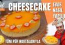 Oktay Usta Limonlu Cheesecake Tarifi Nasıl Yapılır? 🍋