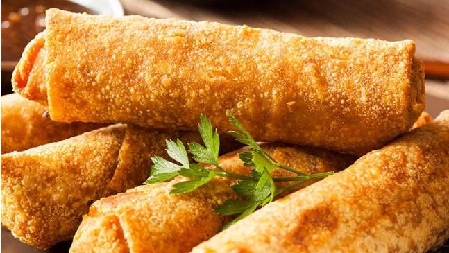 Çin Böreği (Spring Roll) Tarifi