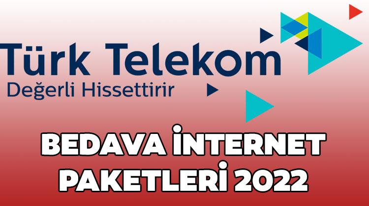 turk-telekom-bedava-internet-2022